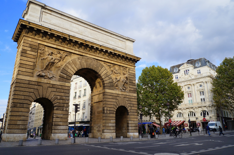 Porte St-Denis & Porte St-Martin