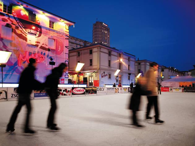 Flon Ice Rink • Lausanne
