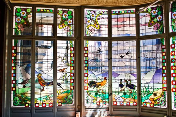 Cases Singulars: Casa Lleu00f3 i Morera + Museu Modernisme de Barcelona