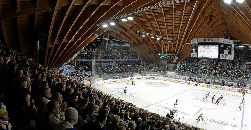 Valliant Arena, Davos