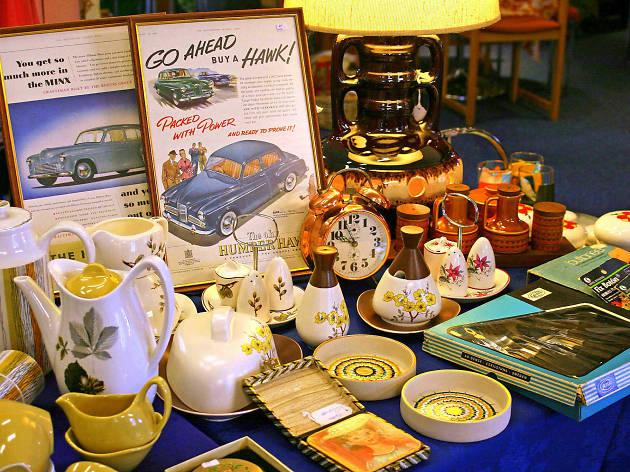 St Gemma's Hospice Vintage Fair