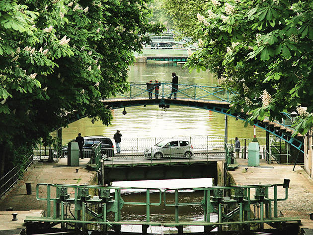 Canal Saint-Martin and Villette area guide
