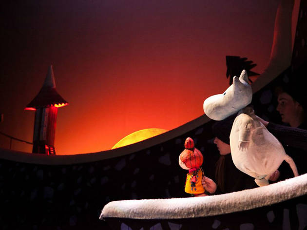 Photo from Moominland Midwinter