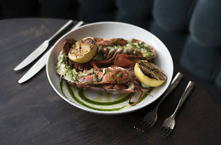 Grilled Lobster at Rural Society
