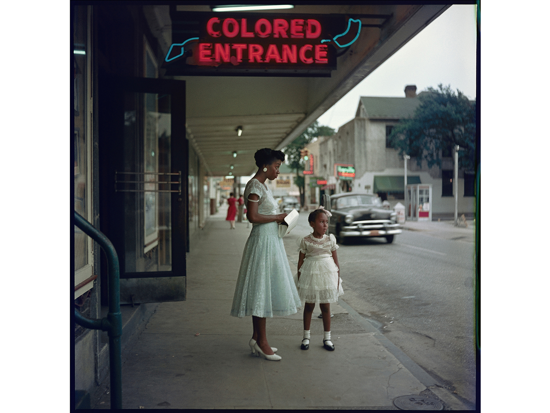 "Gordon Parks, ""Segregation Story"""