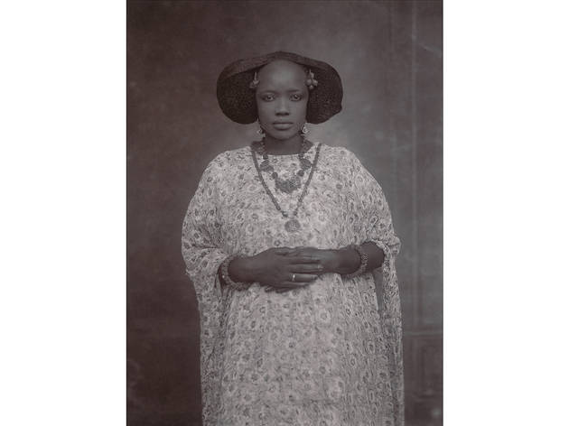 """""""In and Out of the Studio: Photographic Portraits from West Africa"""""""