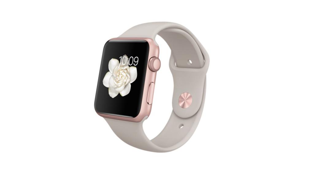Apple Watch Sport, $399, at apple.com