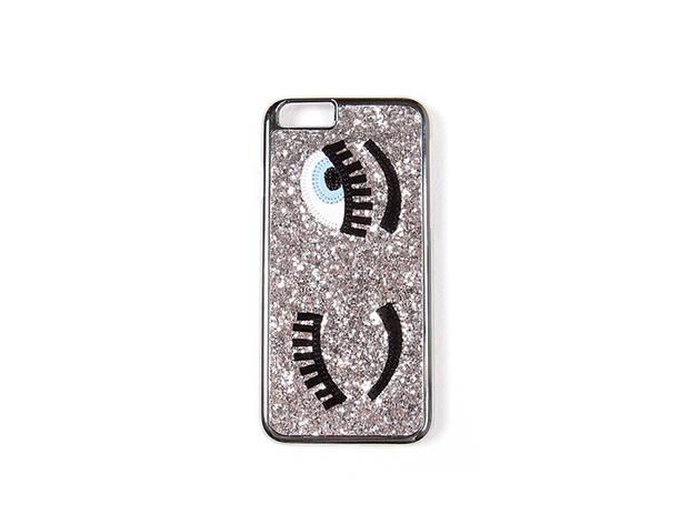 Chiara Ferragni Flirting iPhone cover, $40, at chiaraferragnicollection.com