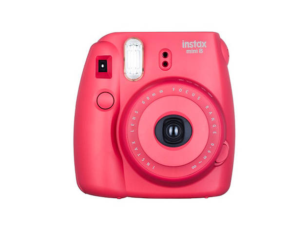 Fujifilm Instax Mini 8 Instant Film camera, $70, at target.com