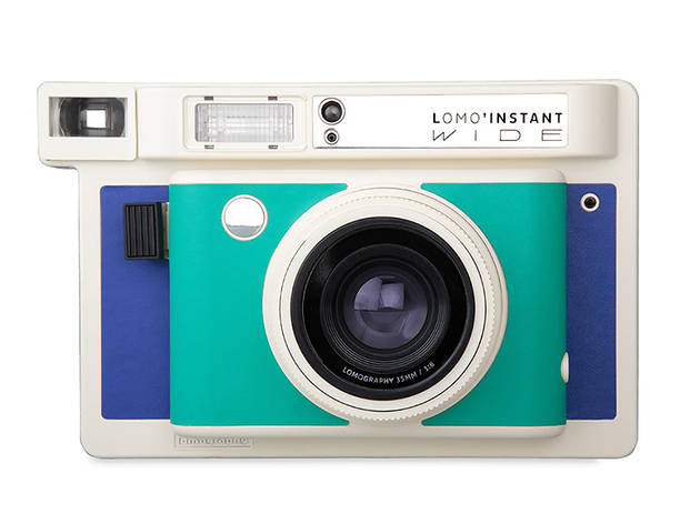 Lomo'Instant Wide Portobello Road + Lenses, $249, at shop.lomography.com