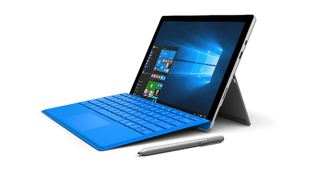 Microsoft Surface Pro 4, $899, at microsoft.com