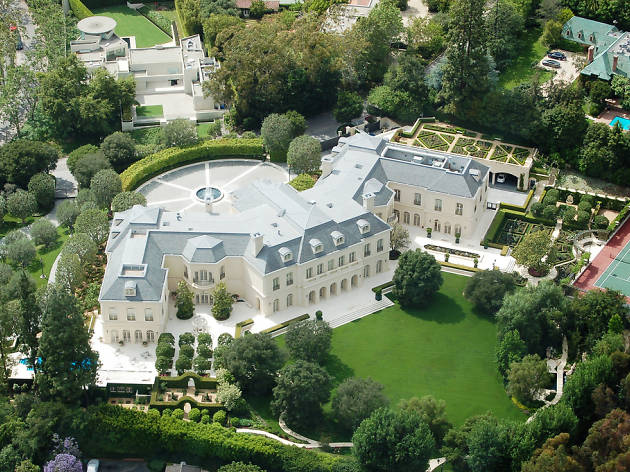 Holmby Hills Mansion