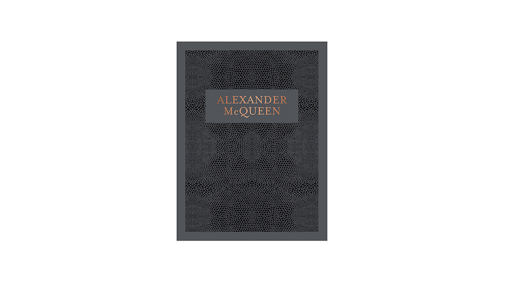 Abrams Alexander McQueen Book by Claire Wilcox, $65, at stylebop.com