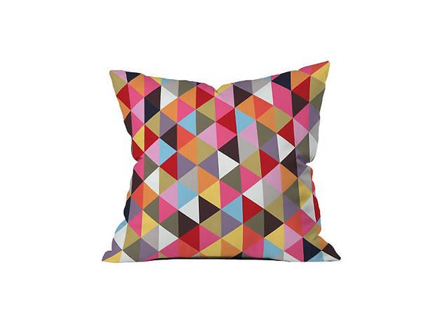 DENY designs decorative pillow, $50, at target.com