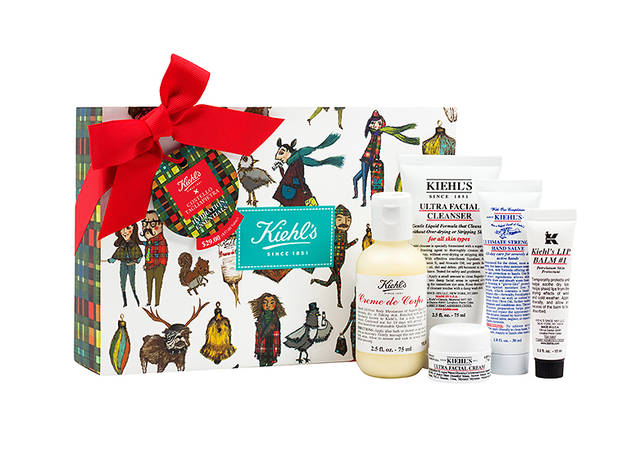 Kiehl's Hydration Essentials gift set, $29, at kiehls.com