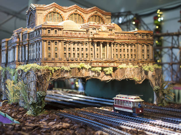 NYBG Train Show 2015