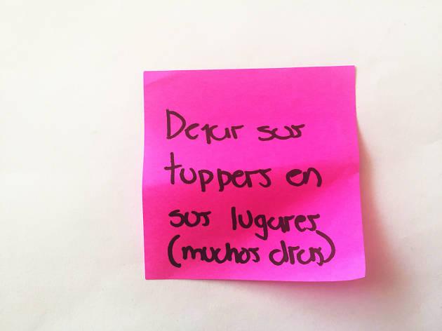 Confesiones de post-it: ¿Qué es lo más desagradable que han hecho tus compañeros en la oficina?