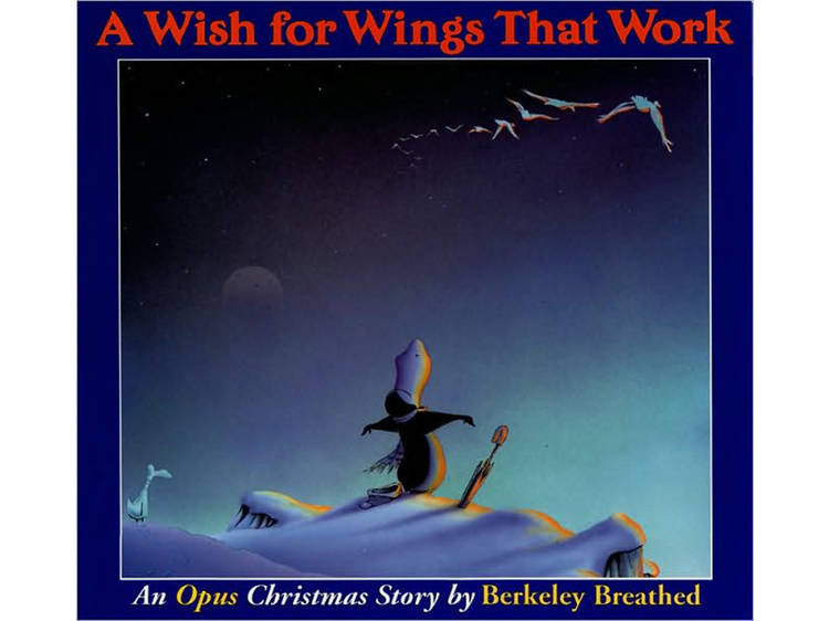 A Wish for Wings That Work by Berkeley Breathed
