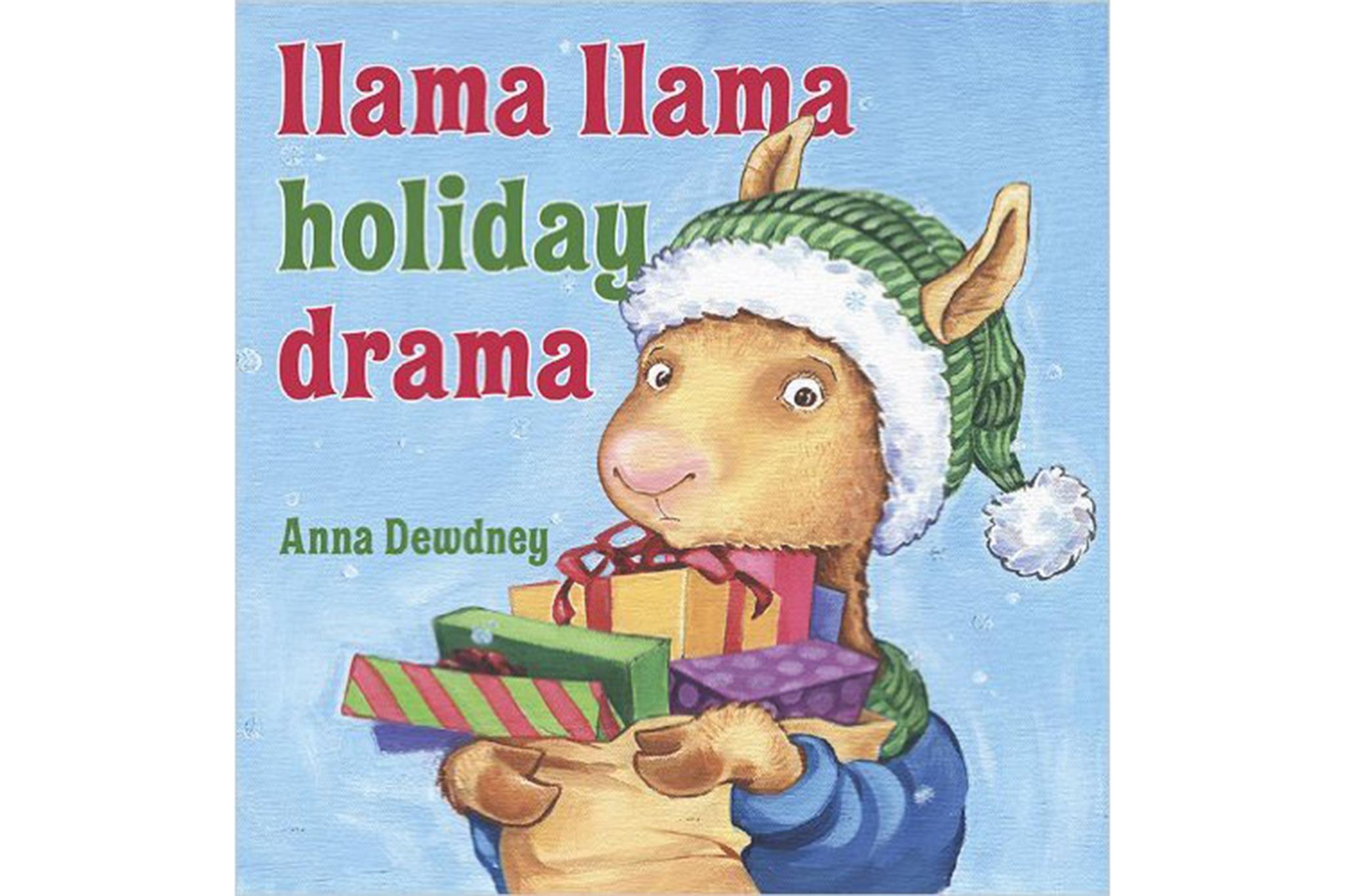 Llama Llama Holiday Drama by Anna Dewdney