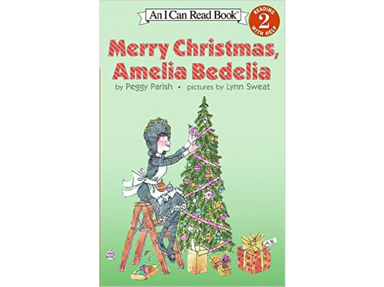 Merry Christmas, Amelia Bedelia by Peggy Parish