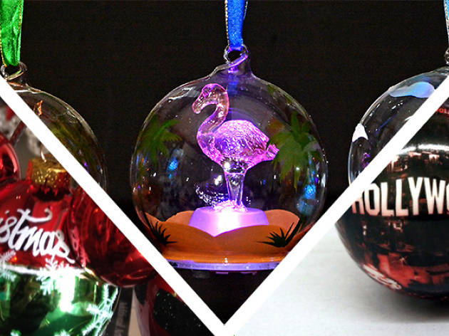 the best la christmas ornaments