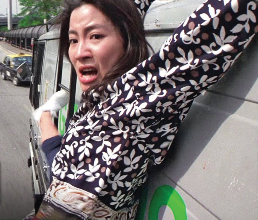 Michelle Yeoh, Police Story 3: Supercop (1992)