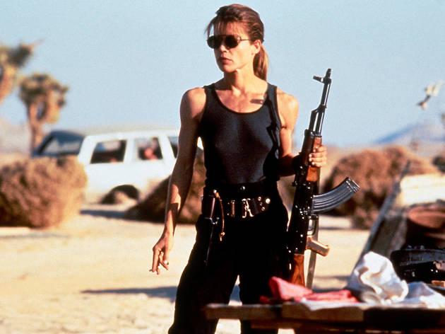 Linda Hamilton, Terminator 2: Judgment Day (1991)
