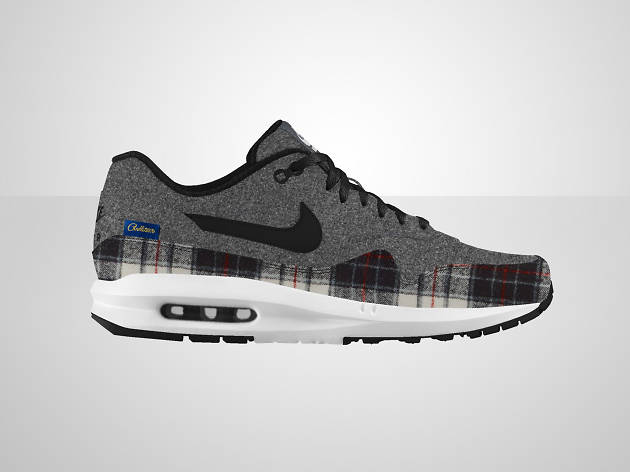 Nike Air Max 1 Premium Pendleton iD shoes