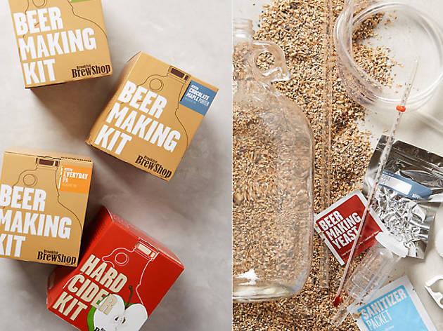 Brooklyn Brew Shop beer-making kit