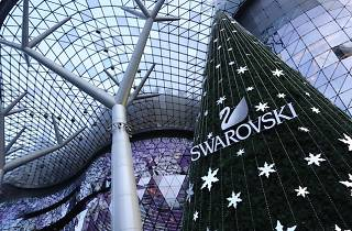 ION Orchard Christmas Tree