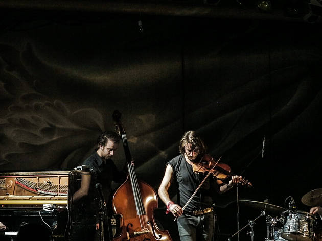 Tobias Preisig Quartet