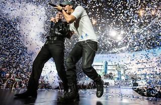 Enrique Iglesias live in concert