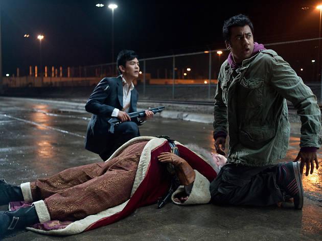 Santa movies, Harold and Kumar Christmas