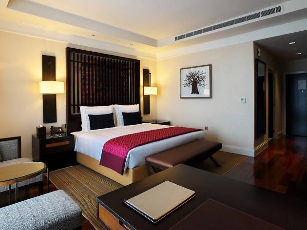 Kempinski Hotel Gold Coast, Accra, Ghana
