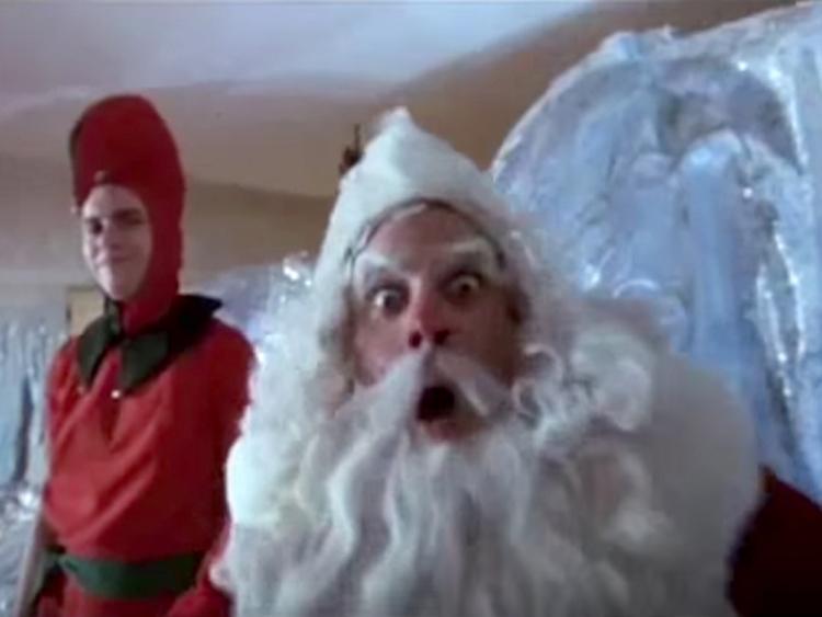 Santa movies, a christmas story
