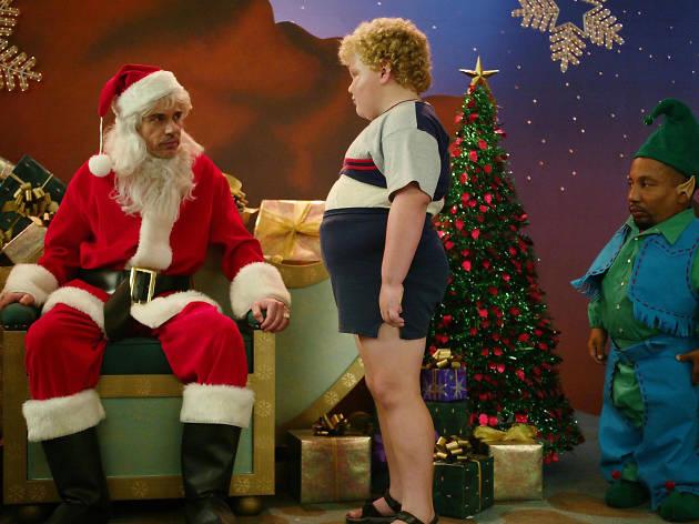 santa movies, bad santa