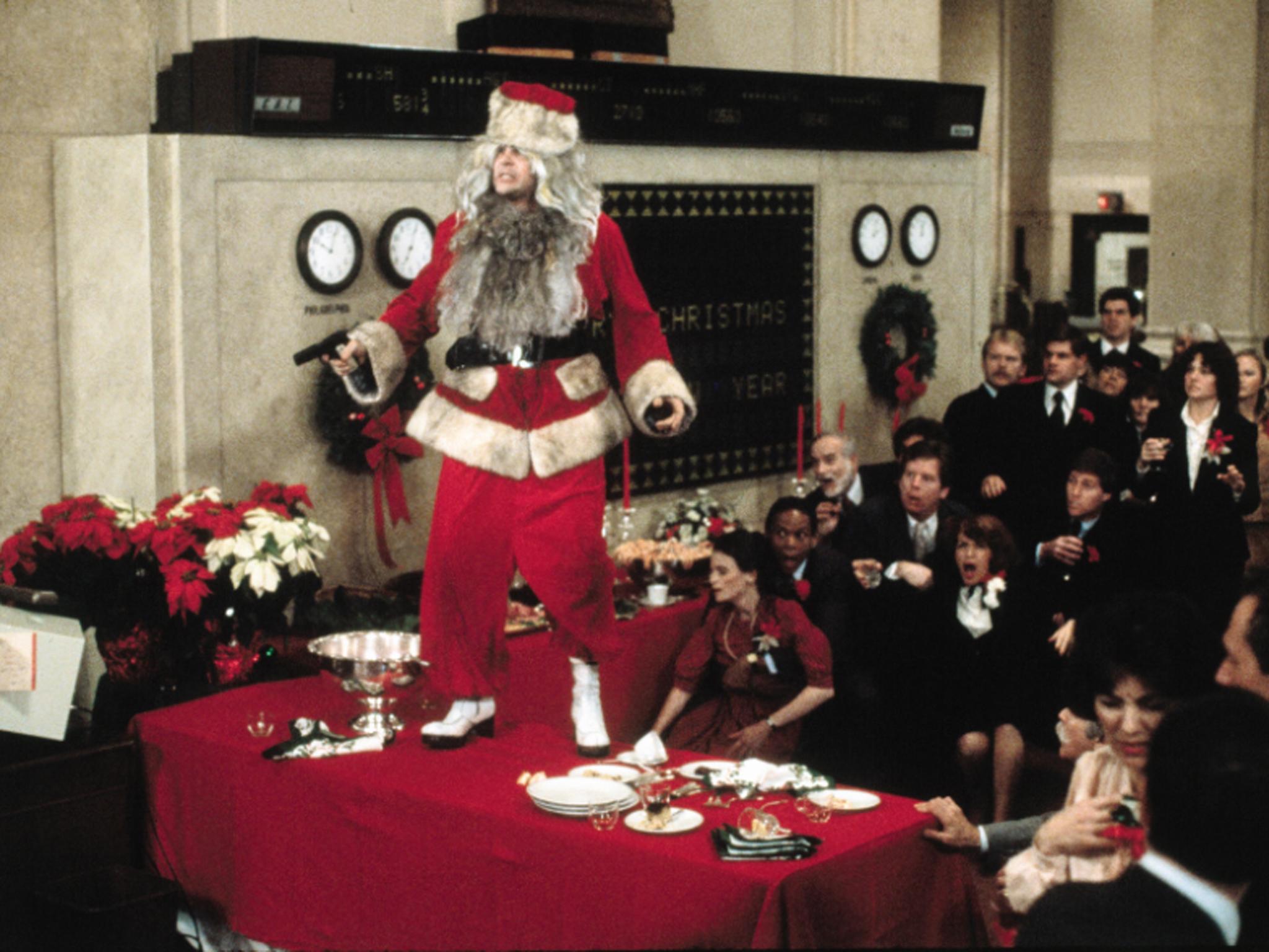 santa movies, Trading Places