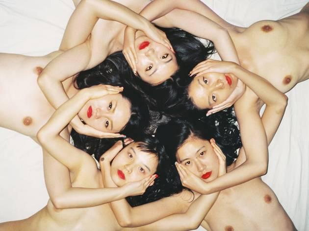 (Ren Hang, Untitled, 2013)