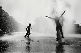 (Nick Danzinger, Glasgow, Broken Fire Hydrant, Parkhead, 1994)