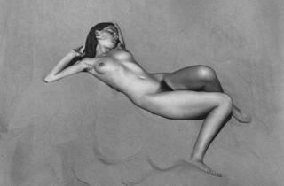 (Edward Weston, Nude, 1936)