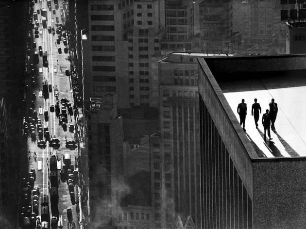 (Burri, Sao Paulo, 1960)