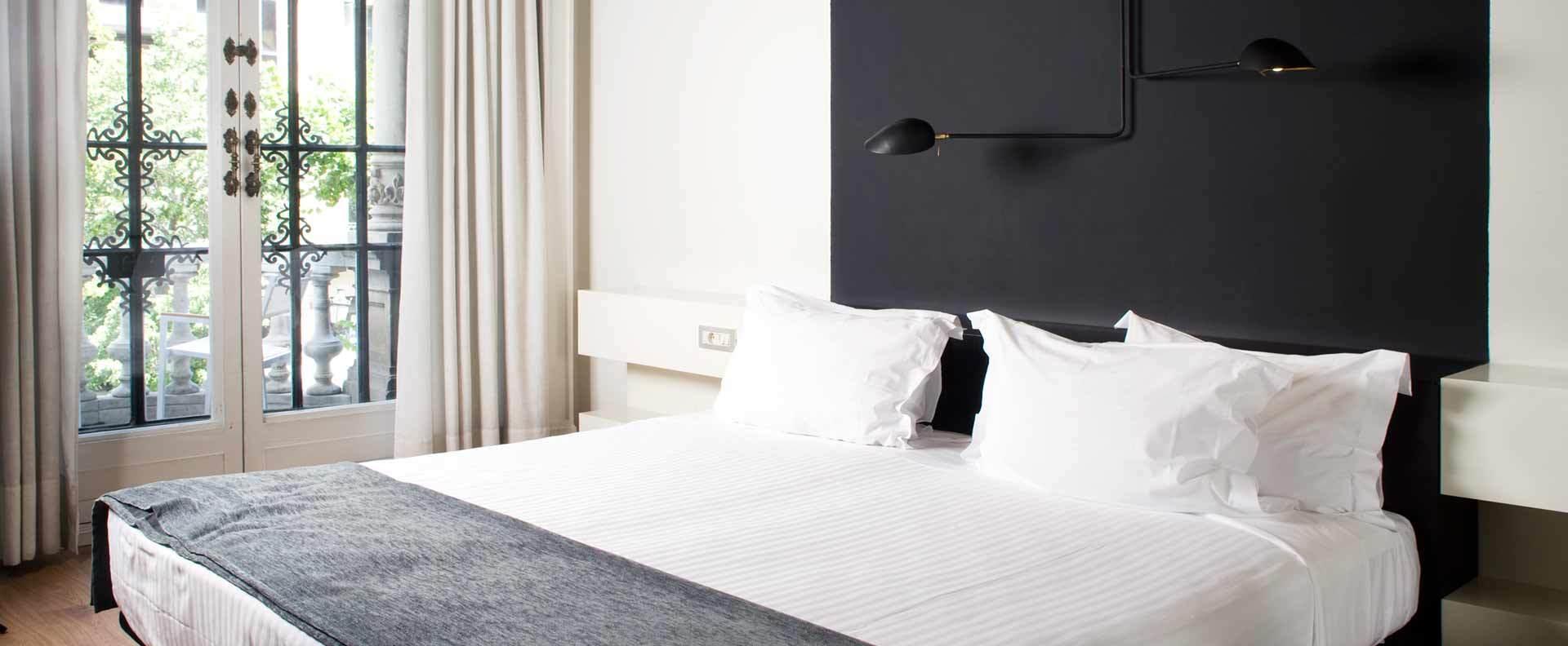 1.100 habitacions d'hotel a Barcelona per 10 euros!