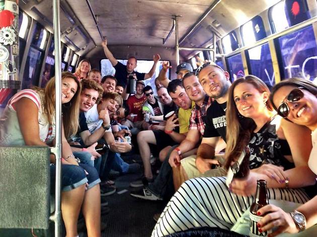 Chicago Brew Bus