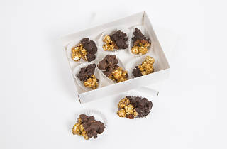 The new Garrett Popcorn at the Woodfield Mall opens next week with new specials
