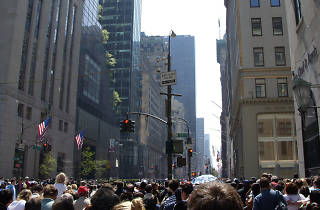 Fifth Avenue is the priciest retail corridor in the world