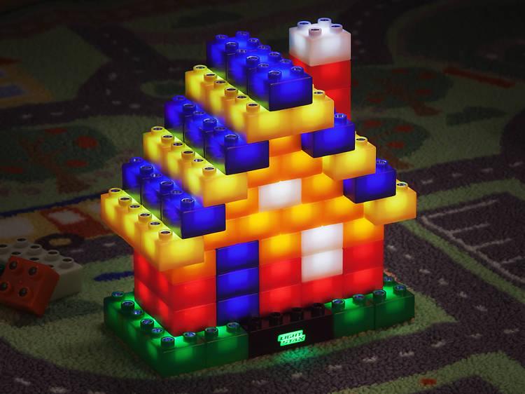 Light Stax Light-Up Building Blocks