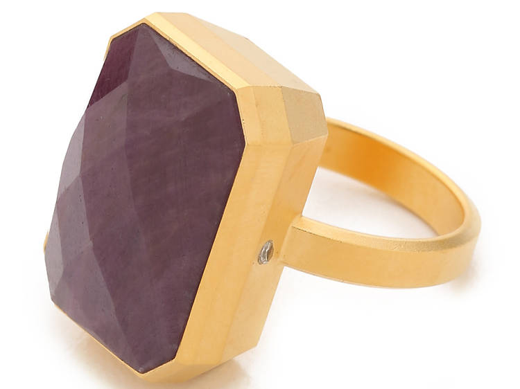 Ringly Wine Bar Tech Ring