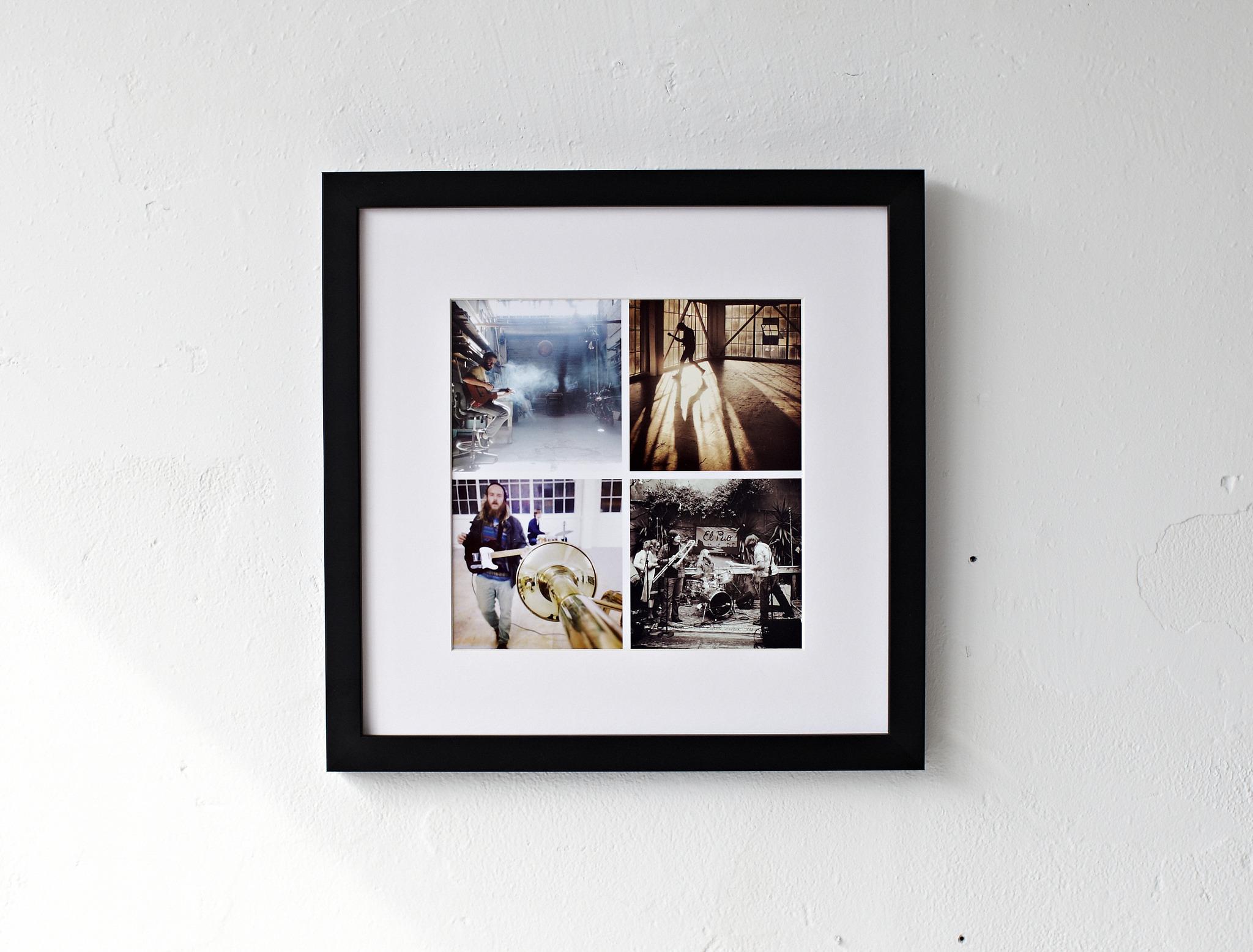 Social Print Studio Classic Framed Print