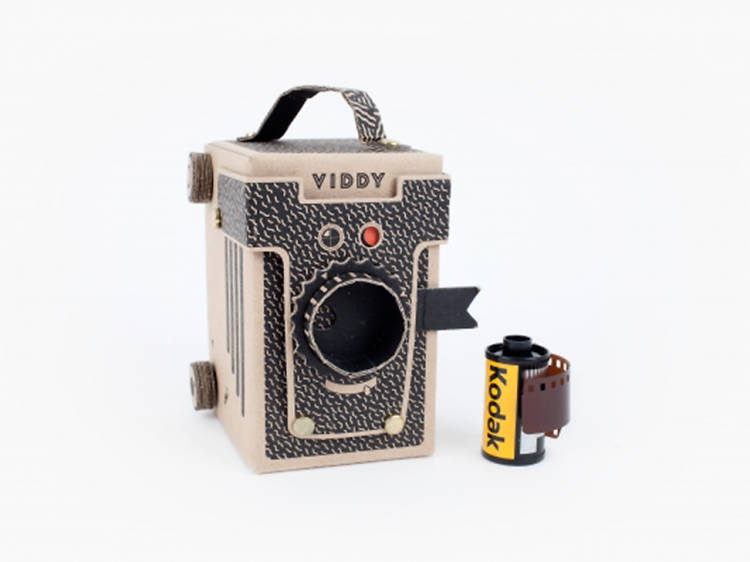 Viddy Build-It-Yourself Camera