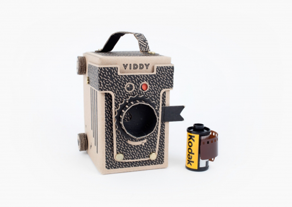 Viddy DIY Camera